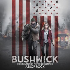 Bushwick Original Motion Picture Soundtrack. Передняя обложка. Click to zoom.