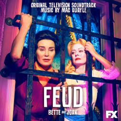 Feud: Bette and Joan Original Television Soundtrack. Передняя обложка. Click to zoom.