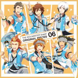 THE IDOLM@STER SideM ORIGIN@L PIECES 06 - EP, The. Передняя обложка. Click to zoom.