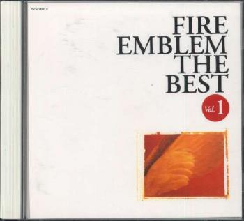 FIRE EMBLEM THE BEST Vol.1. Front. Click to zoom.