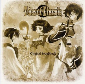 Tales of Eternia Original Soundtrack. Front. Click to zoom.