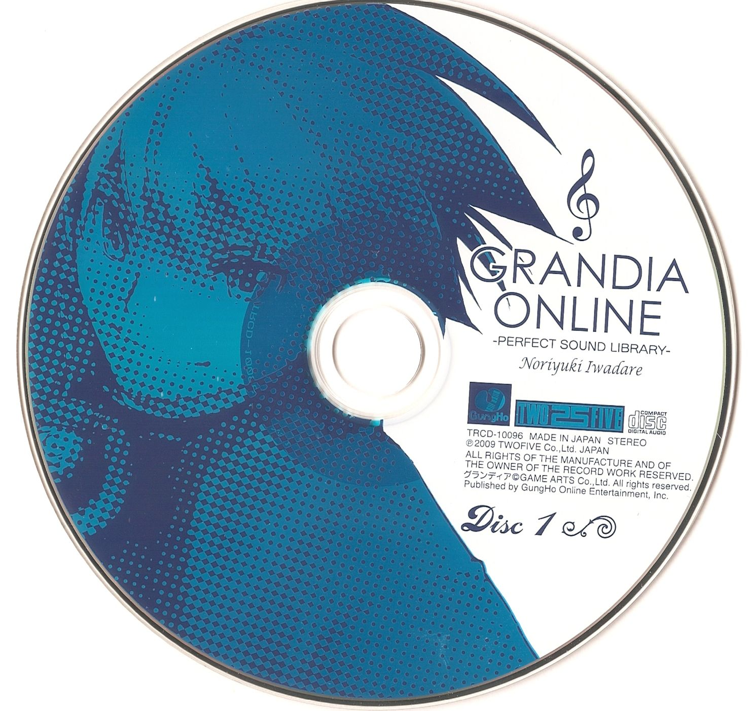 Grandia Online Perfect Sound Library Soundtrack From