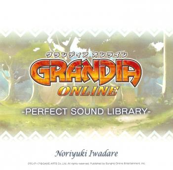 Grandia Online − Perfect Sound Library −. Front. Click to zoom.