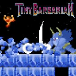 Tiny Barbarian Soundtrack - Single. Передняя обложка. Click to zoom.