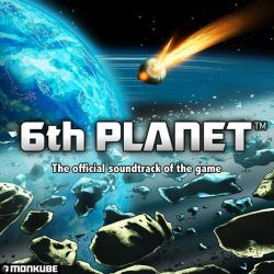 6th Planet: the Official Soundtrack of the Game. Передняя обложка. Click to zoom.