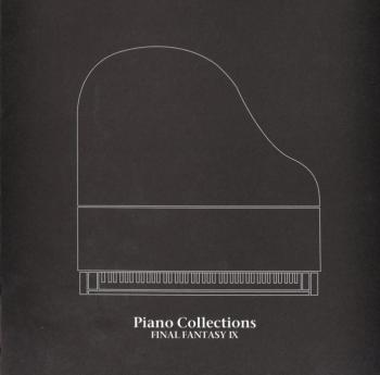 Piano Collections FINAL FANTASY IX. Front. Click to zoom.