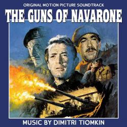 Guns of Navarone 1960 Original Motion Picture Soundtrack, The. Передняя обложка. Click to zoom.