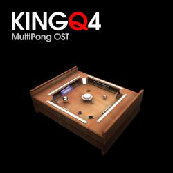 MultiPong Original Soundtrack - EP. Передняя обложка. Click to zoom.
