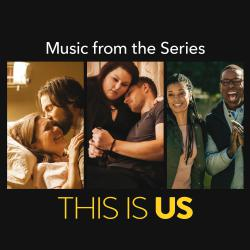 This Is Us Music From the Series. Передняя обложка. Click to zoom.
