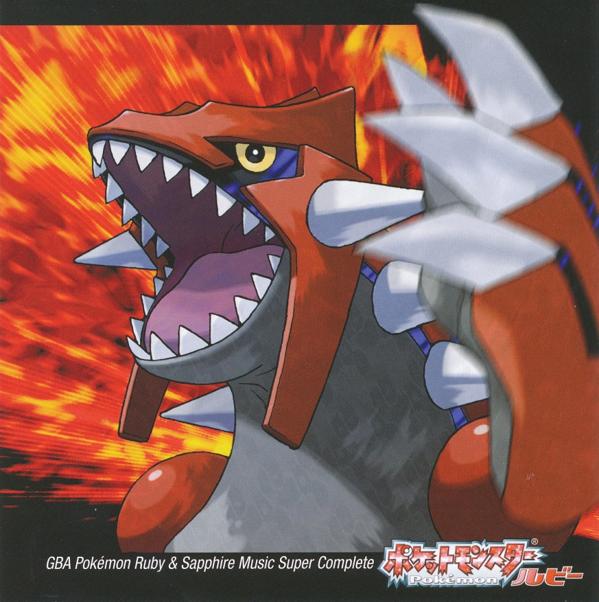 GBA Pok�mon Ruby & Sapphire Music Super Complete. Soundtrack from ...