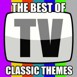 Best Of Tv Classic Themes, The. Передняя обложка. Click to zoom.