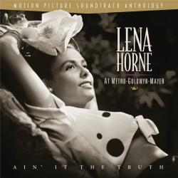 Lena Horne At M-G-M: Ain' It the Truth. Передняя обложка. Click to zoom.