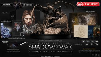Middle-Earth: Shadow of War Official Game Music Soundtrack. Contents. Click to zoom.