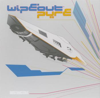 WipEout Pure: The Official Soundtrack. Front. Click to zoom.