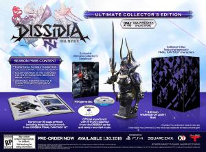 Dissidia Final Fantasy NT Official Soundtrack. Комплектация . Click to zoom.