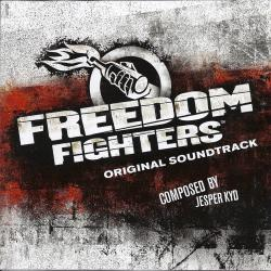 Freedom Fighters Original Soundtrack. Передняя обложка. Click to zoom.