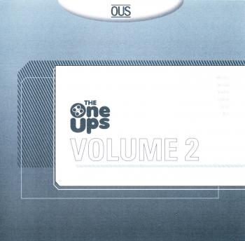 OneUps Volume 2, The. Booklet Front. Click to zoom.