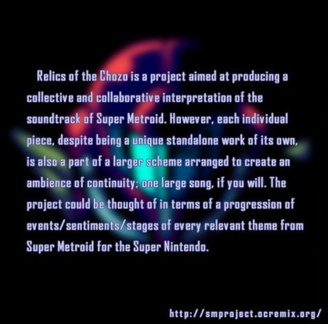 Super Metroid Manifest