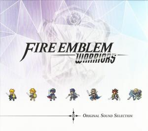 Fire Emblem Warriors Original Sound Selection. Digipack Exterior Right. Click to zoom.