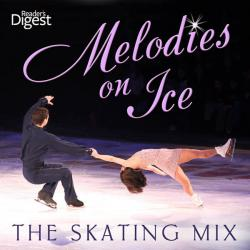 Melodies on Ice: The Skating Mix. Передняя обложка. Click to zoom.