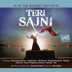 Teri Sajni Original Soundtrack. Передняя обложка. Click to zoom.