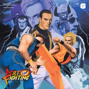 Art of Fighting The Definitive Soundtrack. Front. Click to zoom.