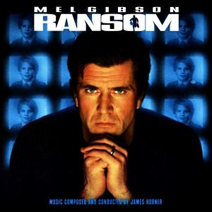 Ransom Original Motion Picture Soundtrack. Лицевая сторона. Click to zoom.