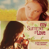 My Summer of Love Original Motion Picture Soundtrack. Передняя обложка. Click to zoom.
