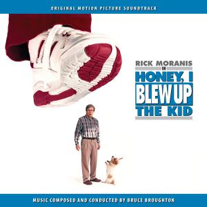 Honey I Blew Up the Kid Original Motion Picture Soundtrack. Лицевая сторона. Click to zoom.