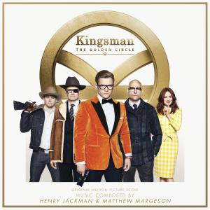 Kingsman: The Golden Circle Original Soundtrack. Лицевая сторона . Click to zoom.