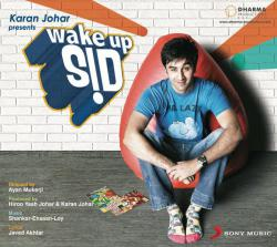 Wake Up Sid Original Motion Picture Soundtrack - EP. Передняя обложка. Click to zoom.