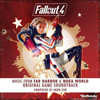 Fallout 4: Music from Far Harbor & Nuka World Original Game Soundtrack. Front (small). Click to zoom.