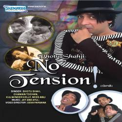 Bhotu Shahji No Tension - Single. Передняя обложка. Click to zoom.