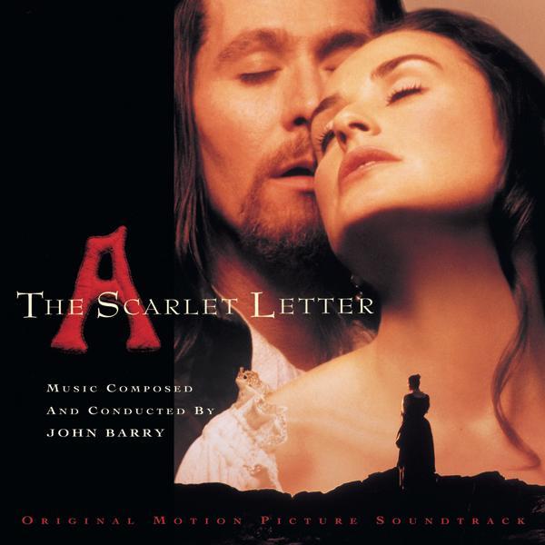 Scarlet Letter Cover: The Scarlet Letter Original Motion Picture Soundtrack