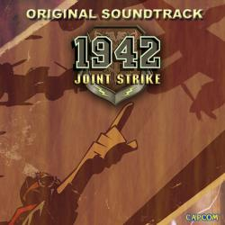 1942 - Joint Strike Original Soundtrack. Передняя обложка. Click to zoom.
