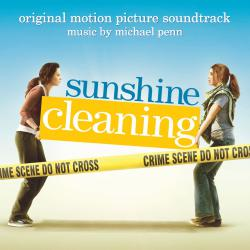 Sunshine Cleaning Original Motion Picture Soundtrack. Передняя обложка. Click to zoom.