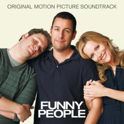 Funny People Original Motion Picture Soundtrack. Передняя обложка. Click to zoom.