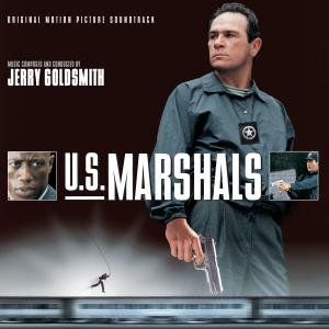 U.S. Marshals Original Motion Picture Soundtrack. Front. Click to zoom.