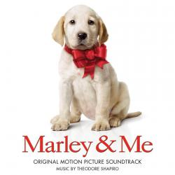 Marley & Me Original Motion Picture Soundtrack. Передняя обложка. Click to zoom.