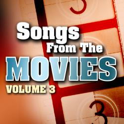 Songs from the Movies Volume 3. Передняя обложка. Click to zoom.