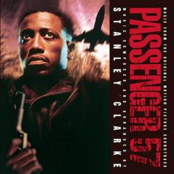 Passenger 57 Music from the Original Motion Picture Soundtrack. Передняя обложка. Click to zoom.