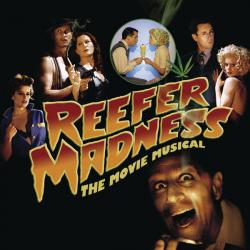 Reefer Madness Music from the Movie. Передняя обложка. Click to zoom.