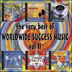 Very Best Of World Wide Success Music Vol II., The. Передняя обложка. Click to zoom.
