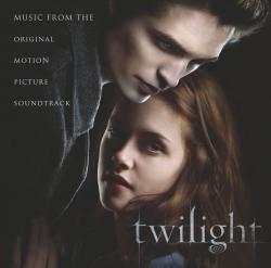 Twilight Music from the Original Motion Picture Soundtrack. Передняя обложка. Click to zoom.