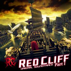 Red Cliff, Pt. I Original Soundtrack. Передняя обложка. Click to zoom.