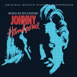 Johnny Handsome Original Motion Picture Soundtrack. Передняя обложка. Click to zoom.