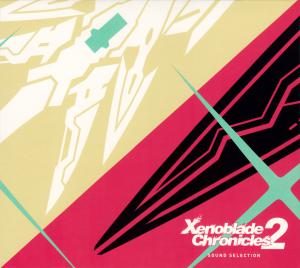 Xenoblade Chronicles 2 Sound Selection CD. Front. Click to zoom.