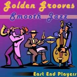 Golden Grooves Smooth Jazz. Передняя обложка. Click to zoom.