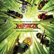 Lego Ninjago Movie Original Motion Picture Soundtrack, The. Передняя обложка. Click to zoom.