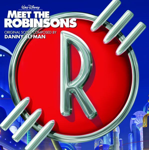 meet the robinsons soundtrack little wonders lyrics david